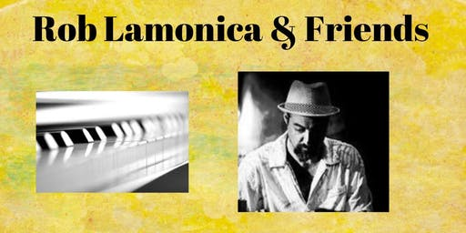 Rob Lamonica and Friends House Concert