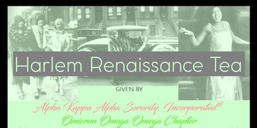 Harlem Renaissance Tea