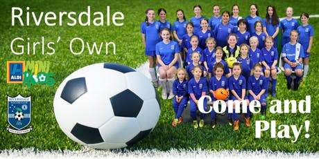 Riversdale SC | Girls'Own - Skill Acquisition tickets