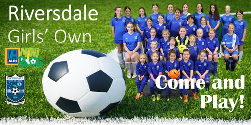 Riversdale SC | Girls'Own - Skill Acquisition