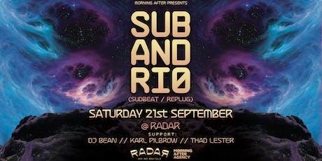 Morning After presents SUBANDRIO (SL) [Sudbeat / Replug] tickets