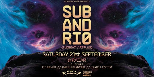 Morning After presents SUBANDRIO (SL) [Sudbeat / Replug]