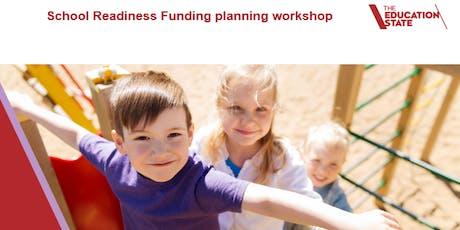 School Readiness Funding 2020 planning workshop Swan Hill tickets