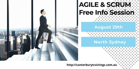 AGILE & SCRUM - Free Info Session & Workshop (North Sydney) tickets