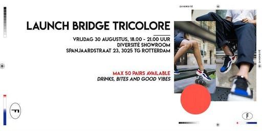 Exclusive Lancering Bridge Tricolore