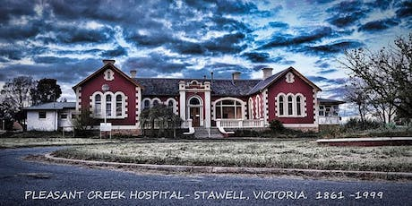 Pleasant Creek Hospital Overnight Paranormal Investigations tickets