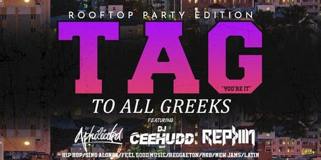 TAG Rooftop Party inside Apt 503 tickets