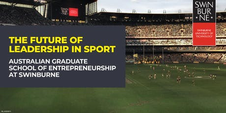 The Future of Leadership in Sport tickets