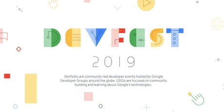 GDG DevFest Houston 2019 tickets
