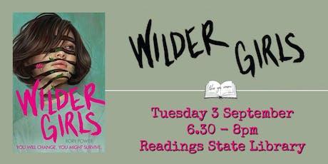 WILDER GIRLS Book Meet tickets