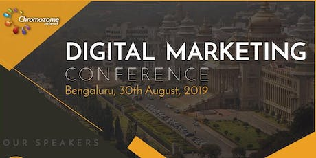Digital Marketing Lead Generation Conference - 30th August Bengaluru tickets
