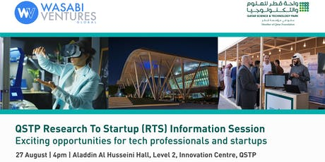 QSTP RTS Information Session tickets