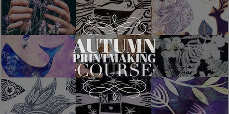 Printmaking Beginners and Improvers - Adult Art Workshop **Friday Morning tickets