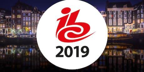 IBC Netwerkreceptie tickets