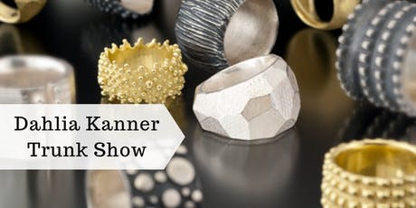 Gallery of Jewels: Dahlia Kanner Jewelry Trunk Show! Fri. 9/6 - FREE tickets