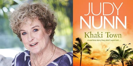 Judy Nunn: Author Event at Kincumber Library tickets