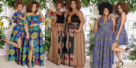 Tribe of Dumo Fashion Show & Pop Up Shop- Oklahoma City tickets