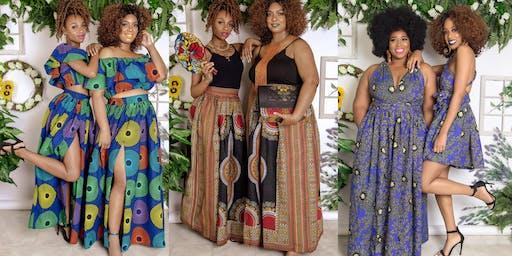 Tribe of Dumo Fashion Show & Pop Up Shop- Oklahoma City