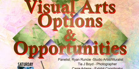 Visual Options & Opportunities tickets