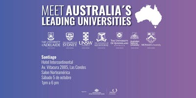 Meet Australia's Leading Universities in Santiago 2019