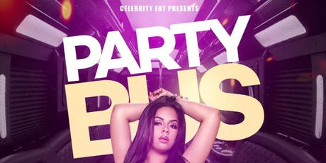 The Party Bus Club Hop tickets