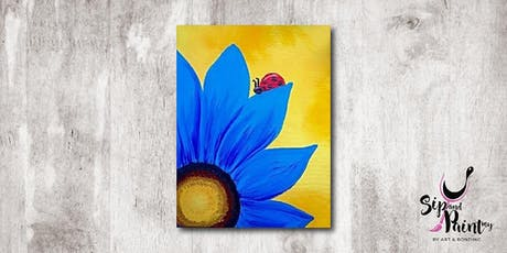 Sip & Paint MY @ Hubba Mont Kiara : Ladybug tickets