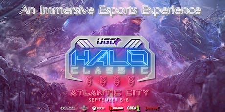Halo Classic Atlantic City tickets