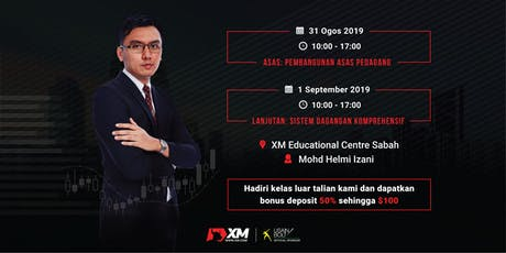 Kelas Offline Forex - Sabah tickets