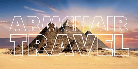 Armchair Travel: Egypt tickets
