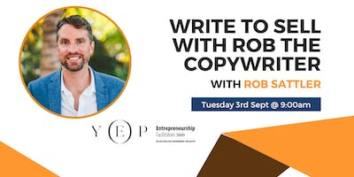 Write to Sell with Rob The Copywriter