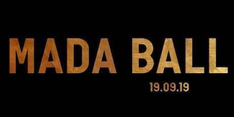 MADA Ball 2019 tickets