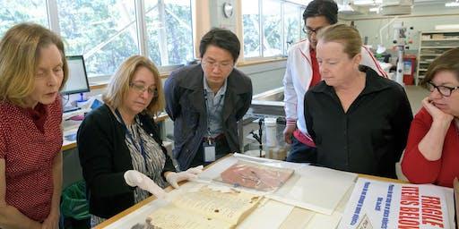 Educator's Professional Development Day - STEM in Preservation
