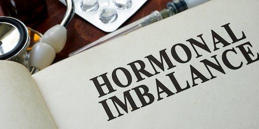 Hormone Health and imbalances workshop 8.24