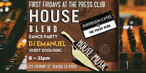 First Fridays House Blend