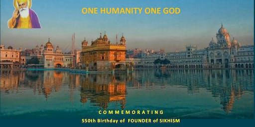Sikh Society Birthday Celebration