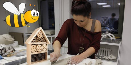 Insektenhäuser-Workshop mit Dina Bharucha Tickets