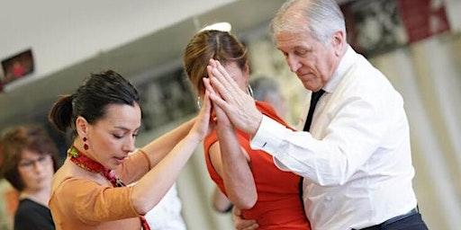 Senior 60+ Ballroom Dance Class
