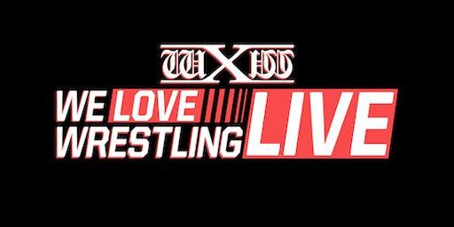 wXw We Love Wrestling - Live in Leipzig