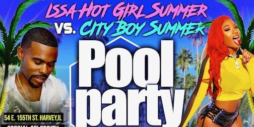 Issa Hot Girl Summer Vs City Boy Summer