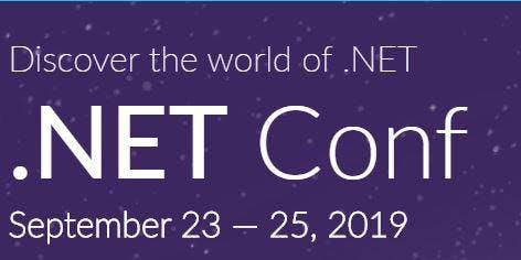 .NET Conf Keynote Live Stream Basingstoke