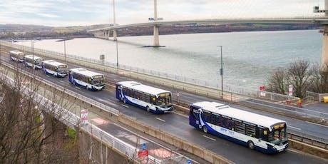 CAV Forth: Autonomous Bus Drop In (Edinburgh Park) tickets