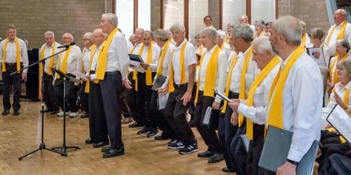Living in the Moment Concert: Alchemy Chorus celebrate Dementia Action Week 2019