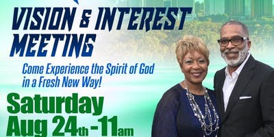 PWCRVA Vision & Interest Meeting