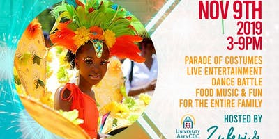 Kiddies Carnival & Caribbean Food Fest