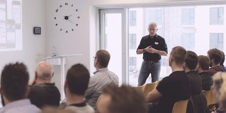 Ajour Seminar København - AjourBIM tickets