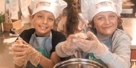 Class 3 (Ages 9-12)- Meraki Produce Cooking Class tickets
