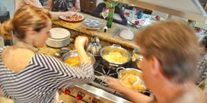 Italian Fusion Cooking Class Party