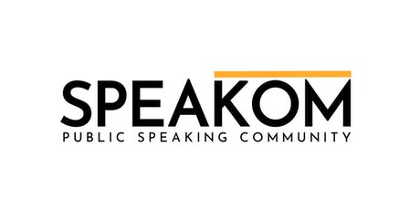 Speakom - Public Speaking Community tickets