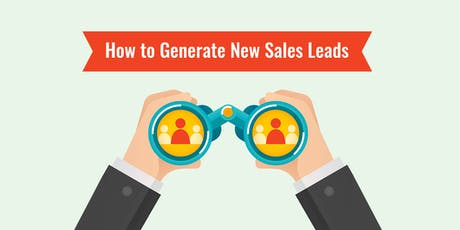 Learn how to get sales leads for your B2B business tickets