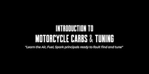 Introduction to: Motorcycle Carbs & Tuning